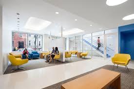 Waiting Area Interior Design Stephen Yablon Architecture Planned Parenthood Queens