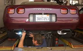 c4 corvette mufflers 1992 1996 corvette tech article quietly powerful how to build