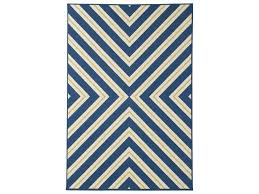Bright Blue Rug Ashley Signature Design Contemporary Area Rugs Metrie Navy Large
