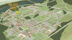 Marian University Map Sign Shop U2013 Printing The University Of Alabama