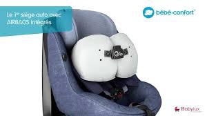 siege de bebe siège auto airbag axissfix air de bébé confort maxi cosi
