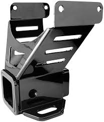 amazon com quadboss atv trailer hitch 2 in polaris sportsman 03