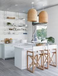 glass shelf between kitchen cabinets trending the new open shelving the identité collective