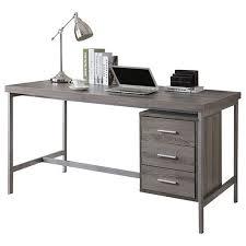 modern desk with storage modern desks brenden gray washed desk eurway modern