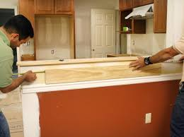 how to build a retractable kitchen buffet how tos diy