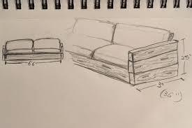rustic couch reclaimed wood beams u0026 custom upholstery