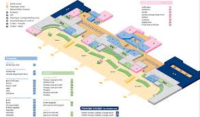 terminal 5 floor plan dedicated first and emerald security at lhr t5 page 3