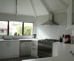 hexagonal kitchen