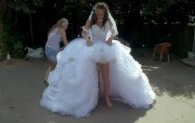gypsy wedding dresses photos u0026 video of impressively big wedding