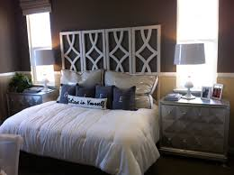Do It Yourself Headboard Diy Upholstered Headboard With Nailhead Trim And Inch Foam Idolza