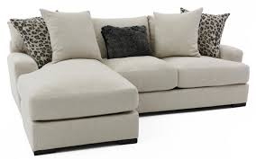 Sofas With Chaise Carlin Sofa With Reversible Chaise Weir U0027s Furniture