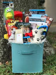 pet gift baskets new puppy gift basket dog gift basket gifts by lulu
