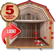 Backyard Barns And Sheds Backyard Outfitters Portable Buildings Cabins Sheds Garage