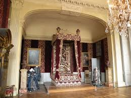 chambre louis 14 chambre du maréchal château de vaux le vicomte style