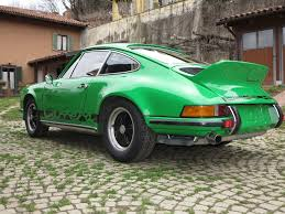 1973 porsche 911 rs for sale used 1973 porsche 911 pre 89 for sale in leicestershire