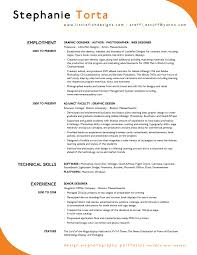 Sample Resume Of Interior Designer by Pretty Design Examples Of Excellent Resumes 16 Best Resume