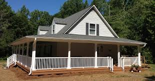 Wrap Around Front Porch Paddock Builders Residential Construction 336 509 8725