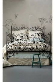 Iron And Wood Headboards Beautiful Wrought Iron And Wood Headboard 43 On Beaded Headboard