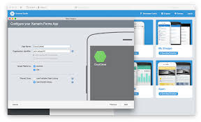 Appphotoforms Xamarin Authentication And Cross Platform Mobile App Development