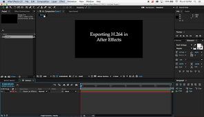 export adobe premiere best quality how to export h 264 video in after effects