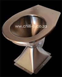 Pedestal Toilet Pedestal Stainless Steel Toilet Pan Franke Model Hcl