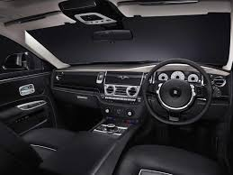 luxury rolls royce interior rolls royce ghost v specification super luxury car launched in