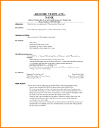 Resume Sample Of Cashier by 5 Resume Examples For Cashier Mystock Clerk