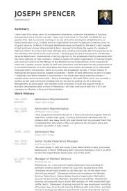 College Application Resume Sample by Custom Writing At 10 Resume For College Admissions Representative