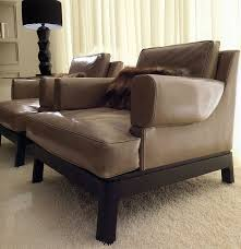 Designer Leather Armchair Chic Luxury Leather Armchair Taylor Llorente Furniture