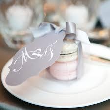 macaron wedding favors fall modern glamorous favors food aqua garden pink