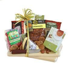 organic fruit basket organic gifts from myfastbasket organic gift baskets