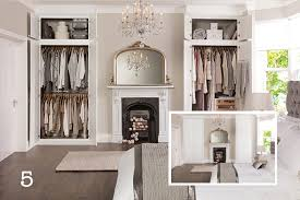 Built Ins In Alcoves Around A Fireplace In A Period Home With Tall - Fitted wardrobe ideas for bedrooms