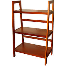 Walnut Ladder Bookcase Interior Leaning Bookshelf Ikea Espresso Ladder Bookcase