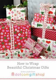 Beautifully Wrapped Gifts - 30 ideas for wrapping gifts this christmas heart handmade uk
