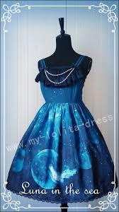 jellyfish dress lunna in the sea jumper dress with jellyfish prints 180 99