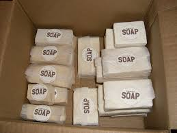 paper wrapped soap the squibix family soap