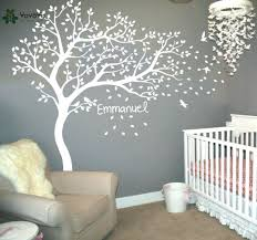 stickers arbres chambre bébé stickers arbre chambre bebe wall stickers pour p re stickers arbre