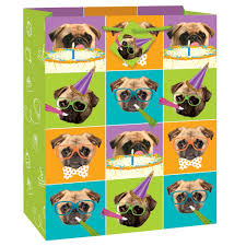 puppy party supplies pug puppy party gift bag puppy party supplies