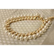 choker necklace handmade images Handmade pearl kundan choker necklace jewellery pinterest jpg