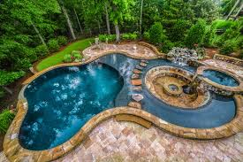 custom pool design by selective designs