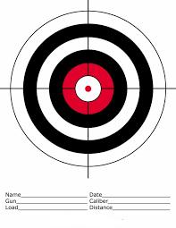 printable shooting targets pdf sand springs sportsman club