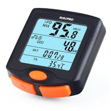 best cycling waterproof amazon com bike computer risepro wireless bicycle speedometer