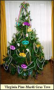 mardi gras tree decorations mardi gras trees come from shady pond tree farm
