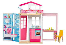 barbie 2 story house playset toys
