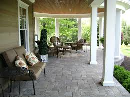 laying pavers over concrete patio articles with concrete patio pavers tag excellent porch pavers