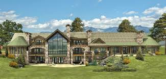 large estate house plans beaver creek estate log homes cabins and log home floor plans
