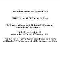 museum opening times immingham museum