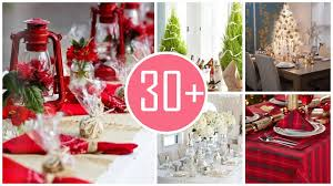 comely christmas centerpieces table decorations ideas with along