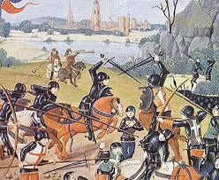 the siege of harfleur battle of agincourt