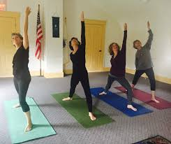 yoga instructor amps up classes with a quieter setting by angie